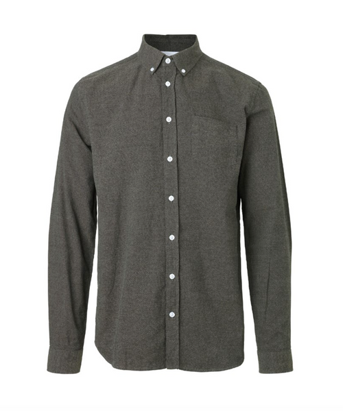 Libertine Libertine Hunter Shirt Bruce Chocolate