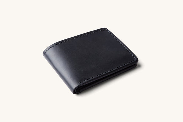 Tanner Goods Bifold Wallet Black