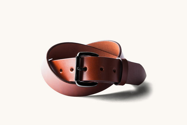 Tanner Goods Belt - Cognac