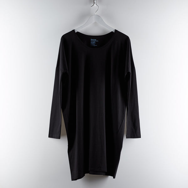 Kowtow Clothing Building Block Oversized Dress - Black