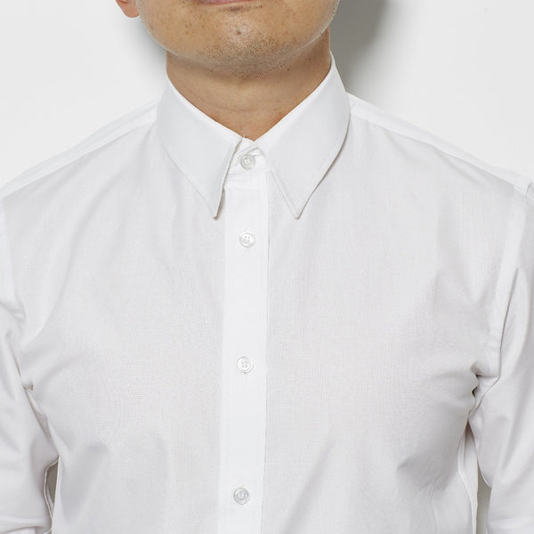 Footage Dress Shirt - White