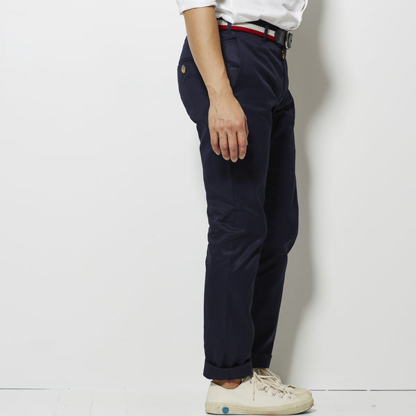 Footage Slim Dress Pants - Midnight Blue