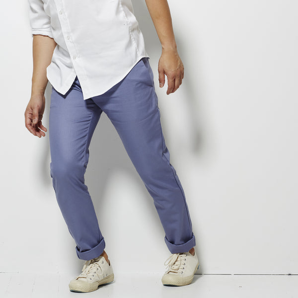 Footage Slim Chinos - Provence