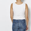 Kowtow Building Block Singlet - White