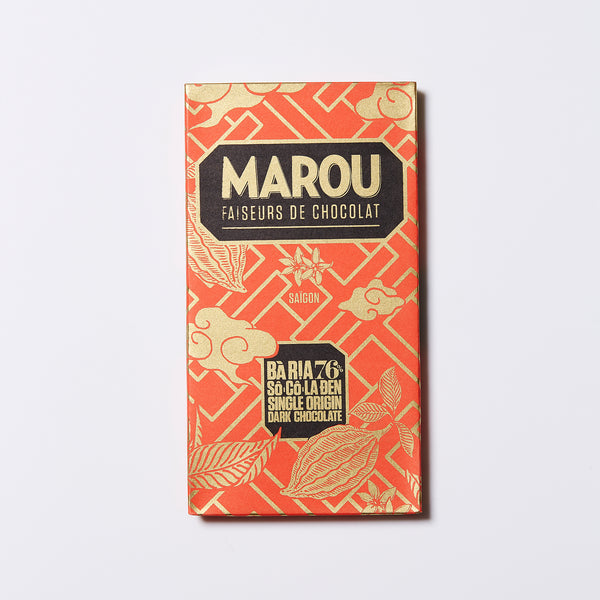 Marou Chocolate - Ba Ria 76%