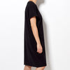 Kowtow Big Tee Dress - Black