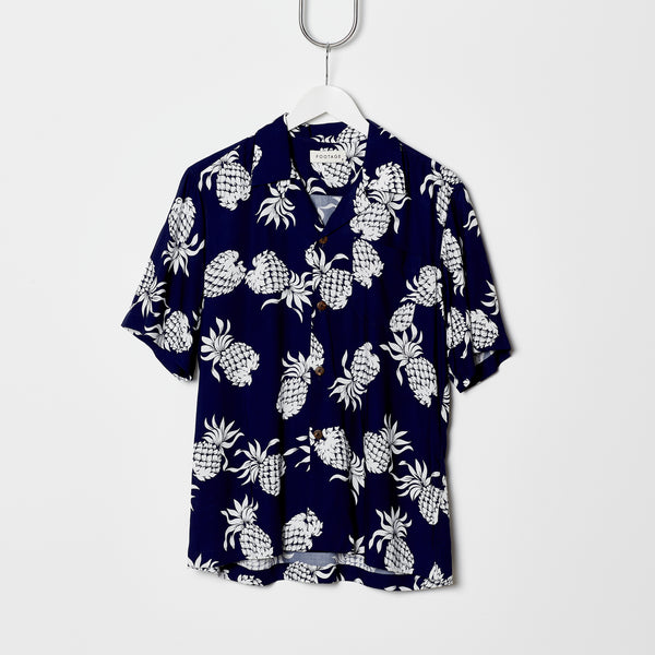 Footage Tropics Hawaiian Shirt - Pineapples