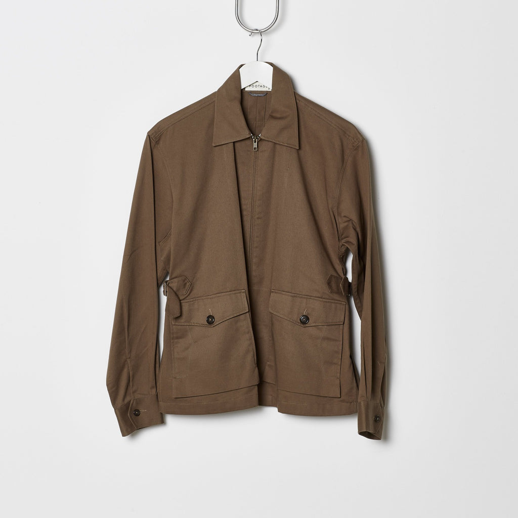 Footage Rail Master Jacket - Chestnut