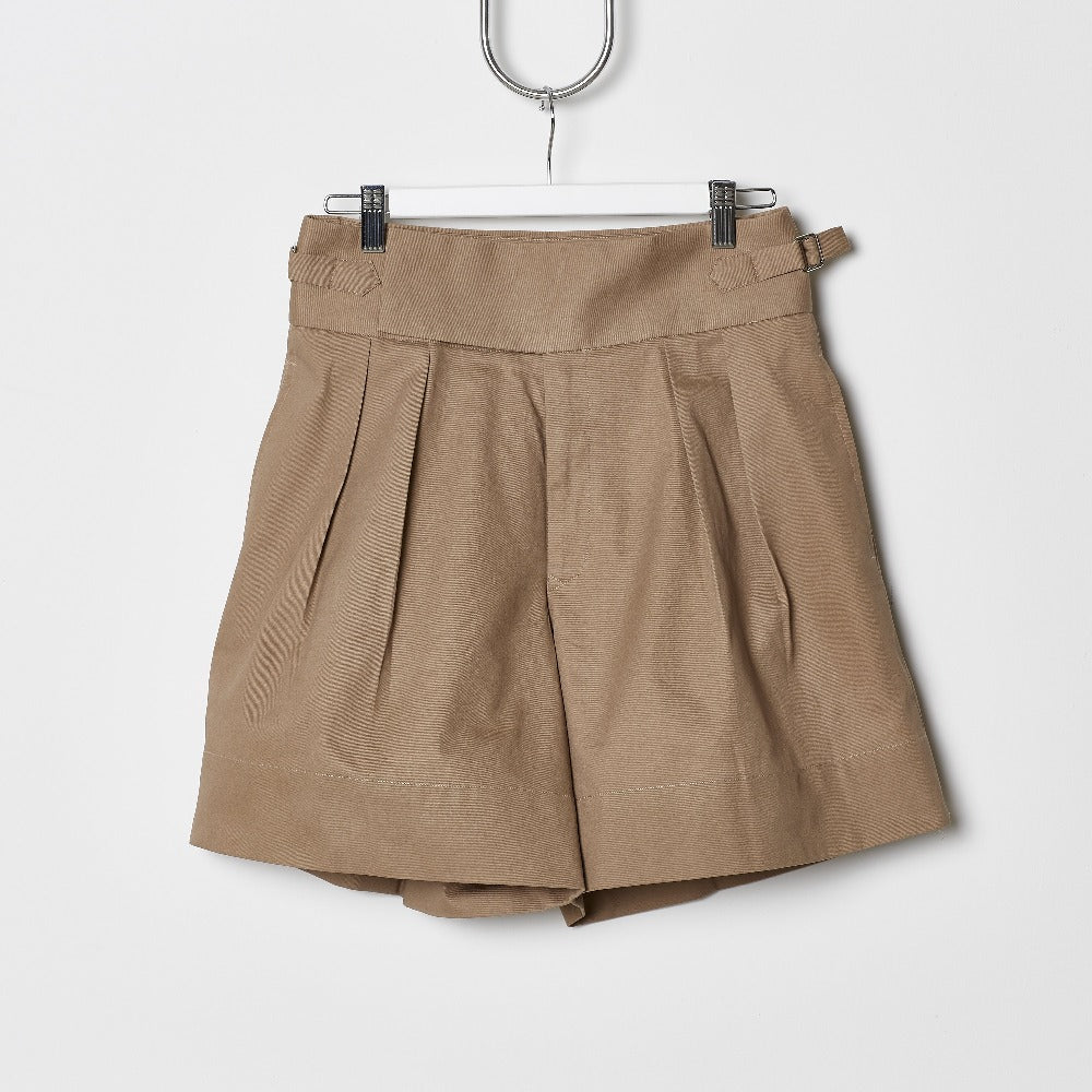 Footage Womens Expedition Safari Short - Sahara Khaki