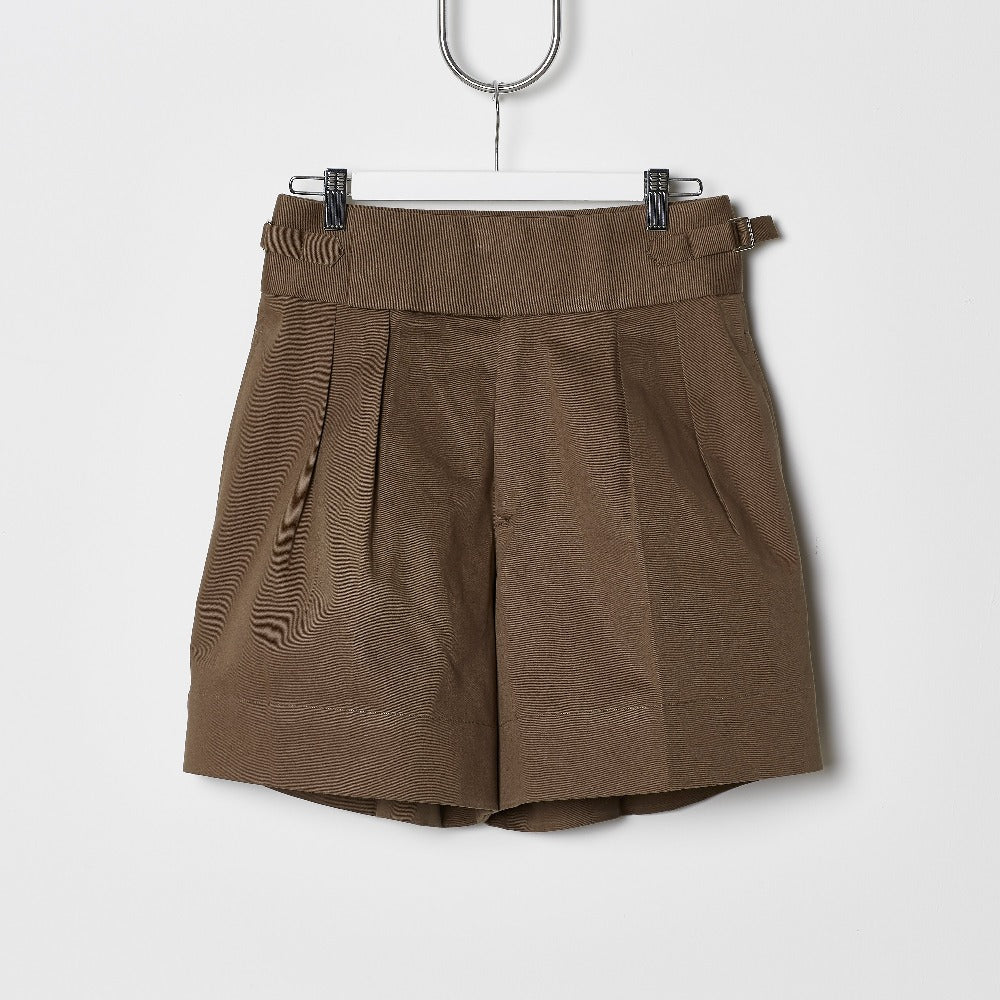 Footage Womens Expedition Safari Short - Chestnut