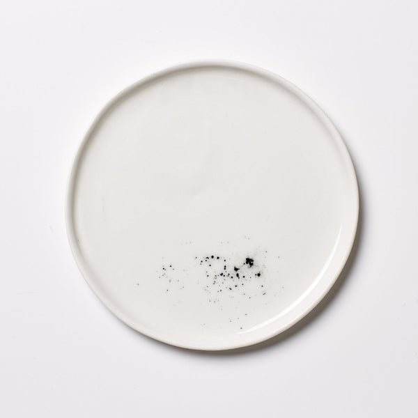 Studio Enti Stardust Small Dinner Plate - White