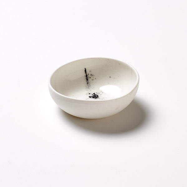 Studio Enti Stardust Small Bowl - White/Black