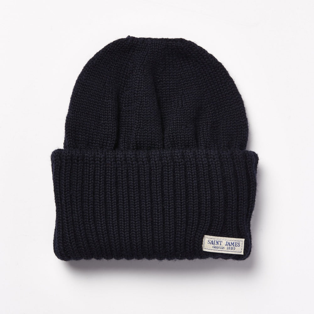 Saint James Barbaresque Beanie - Navy