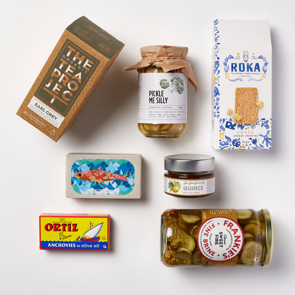 Footage Grazing Board Gift Box
