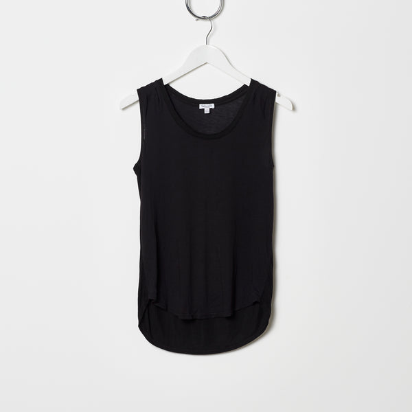Splendid Racer Tank - Black