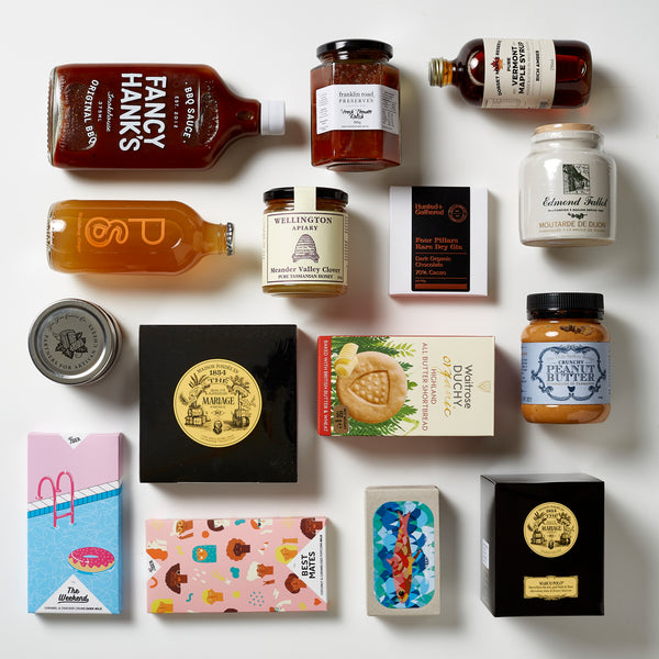 Footage Gift Box - Greatest Hits of Gourmet Food A