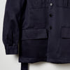 Footage Safari Jacket - Navy