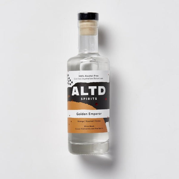 ALTD Spirits Golden Emperor 200ml