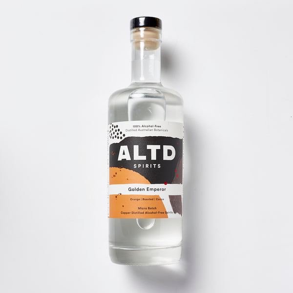 ALTD Spirits - Golden Emperor 700ml