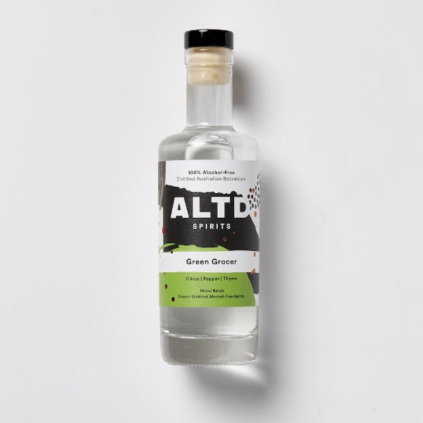 ALTD Spirits - Green Grocer 200ml