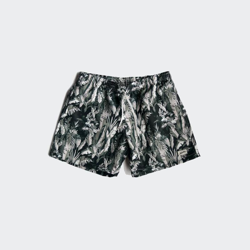 Bather Swim Shorts - Tropical Forest