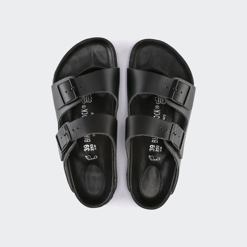 Birkenstock Monterey Exquisite - Black Leather