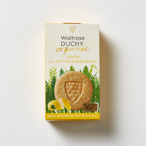 Duchy Lemon Shortbread