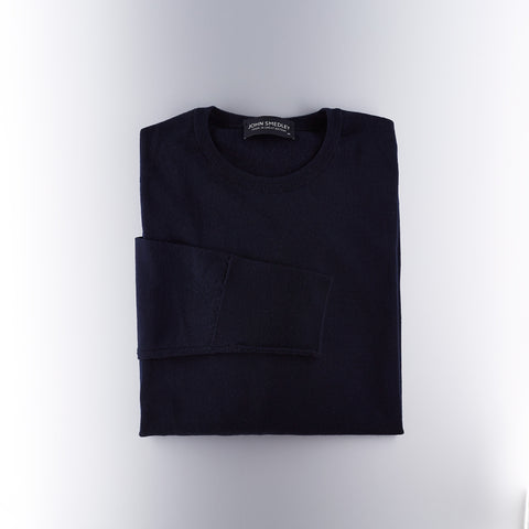 Crew Neck Sweater - Black