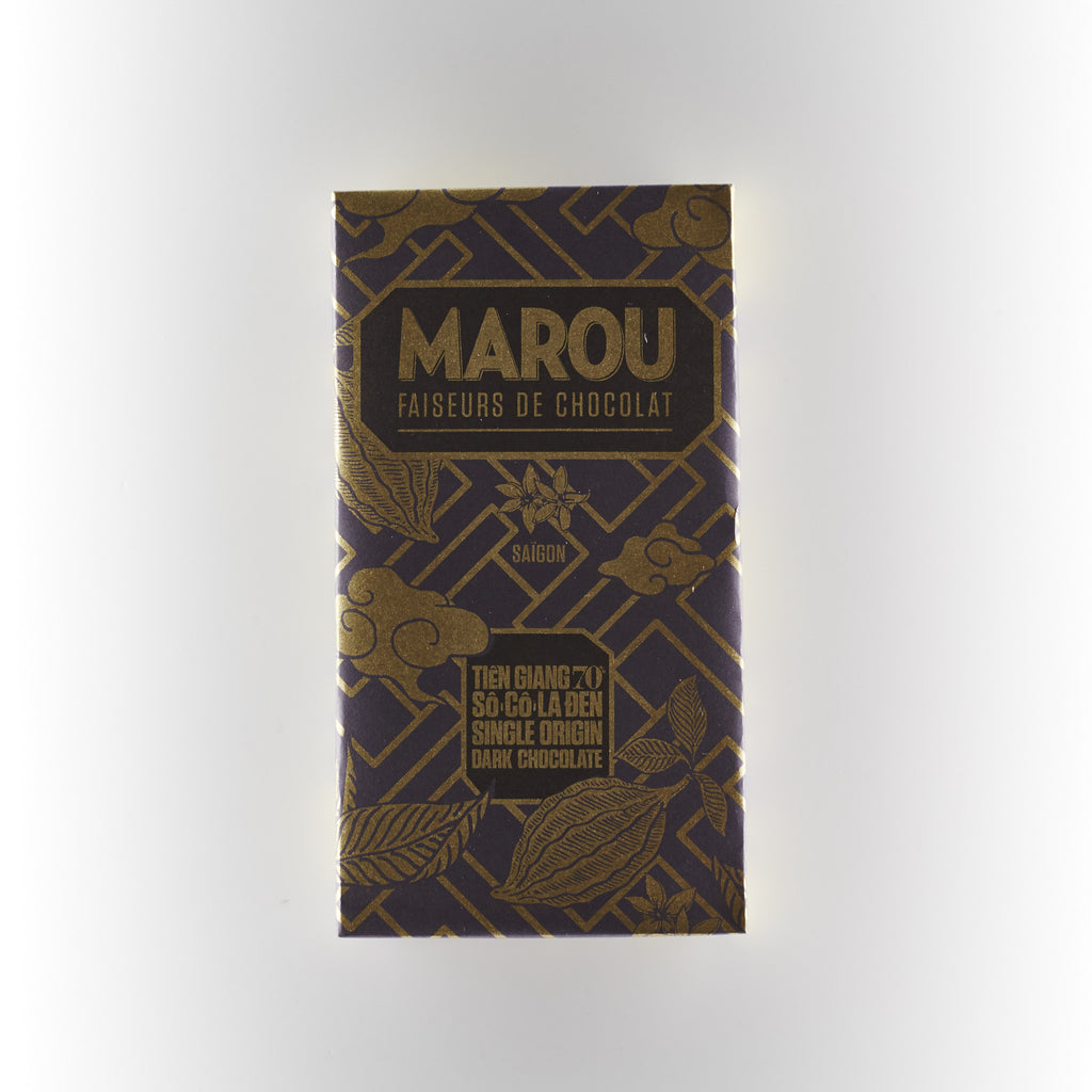 Marou Chocolate Tien Giang 70%