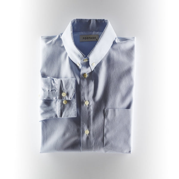 002 Shirt - Pale Blue