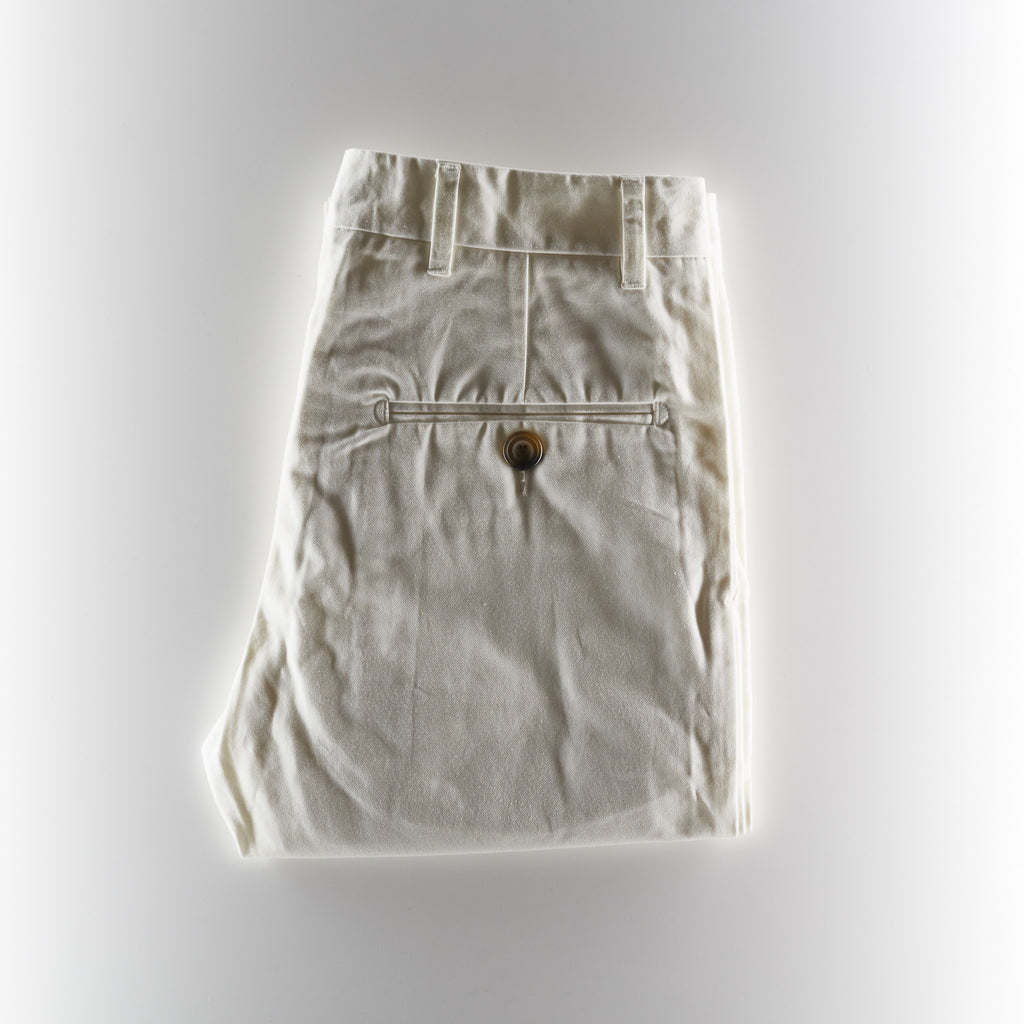 Footage Slim Chino Pants - White
