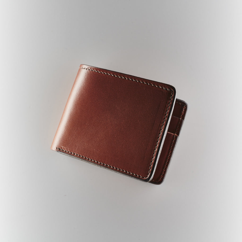 Bifold Wallet - Hickory