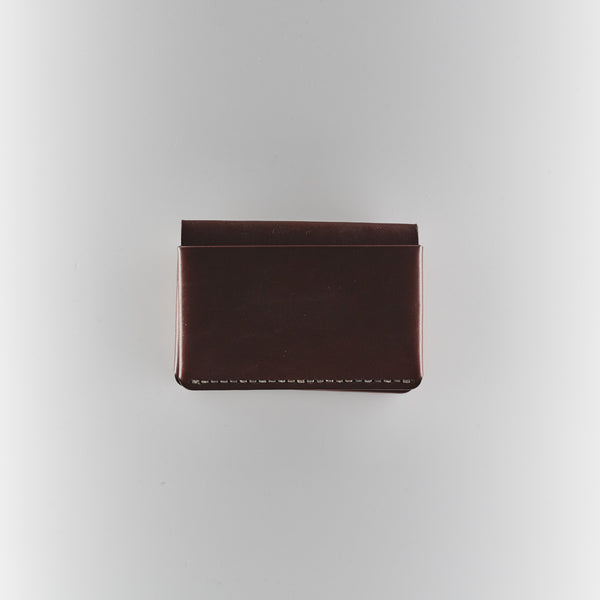 Makr Horizon 4 Wallet - Ox Blood