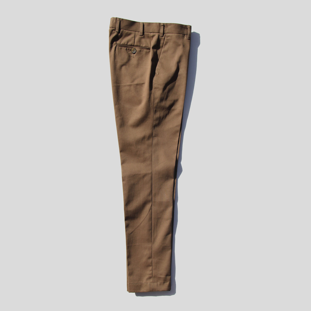 Footage Slim Chinos - Chestnut