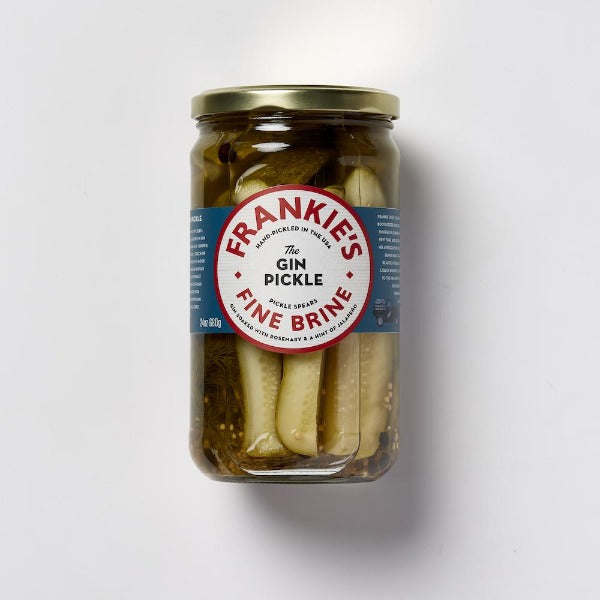 Frankies Fine Brine Gin Pickle