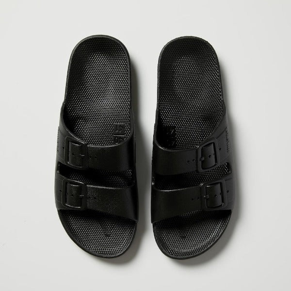 Freedom Moses Sandals - Black