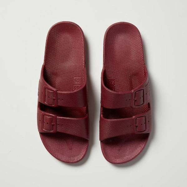 Freedom Moses Sandals - Cherry Bomb