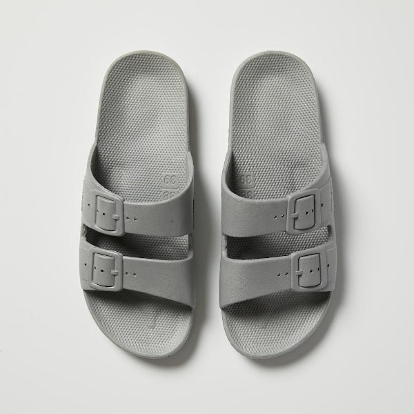 Freedom Moses Sandals Grey