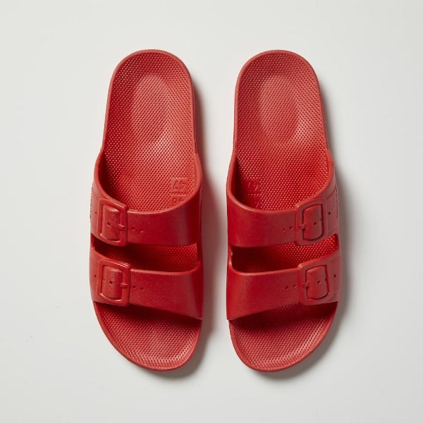 Freedom Moses Sandals - Red