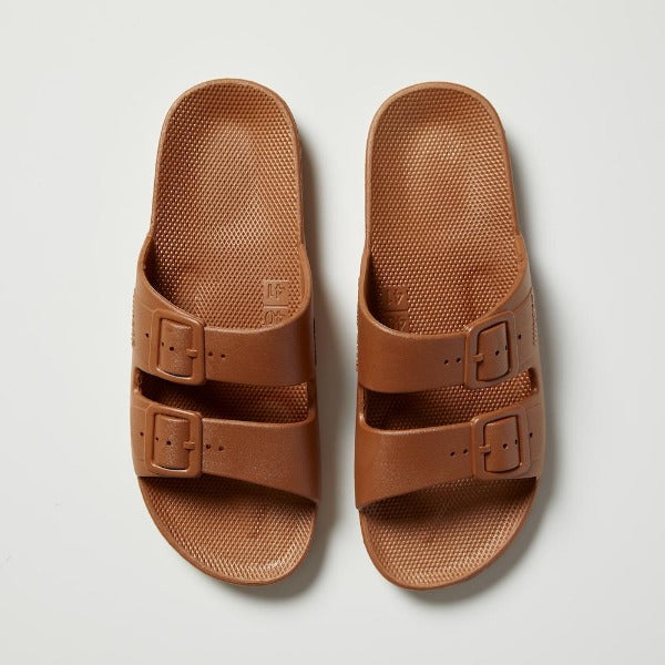Freedom Moses Sandals - Toffee