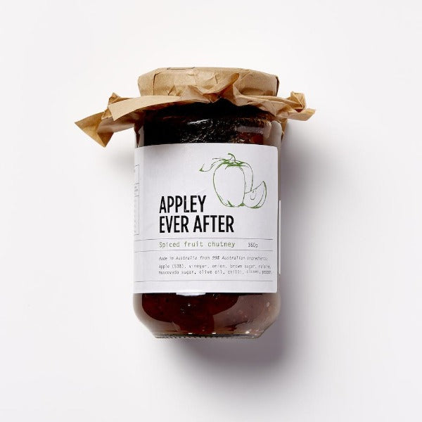 Green Anchor Appley Ever After Spiced Fruit Chutney