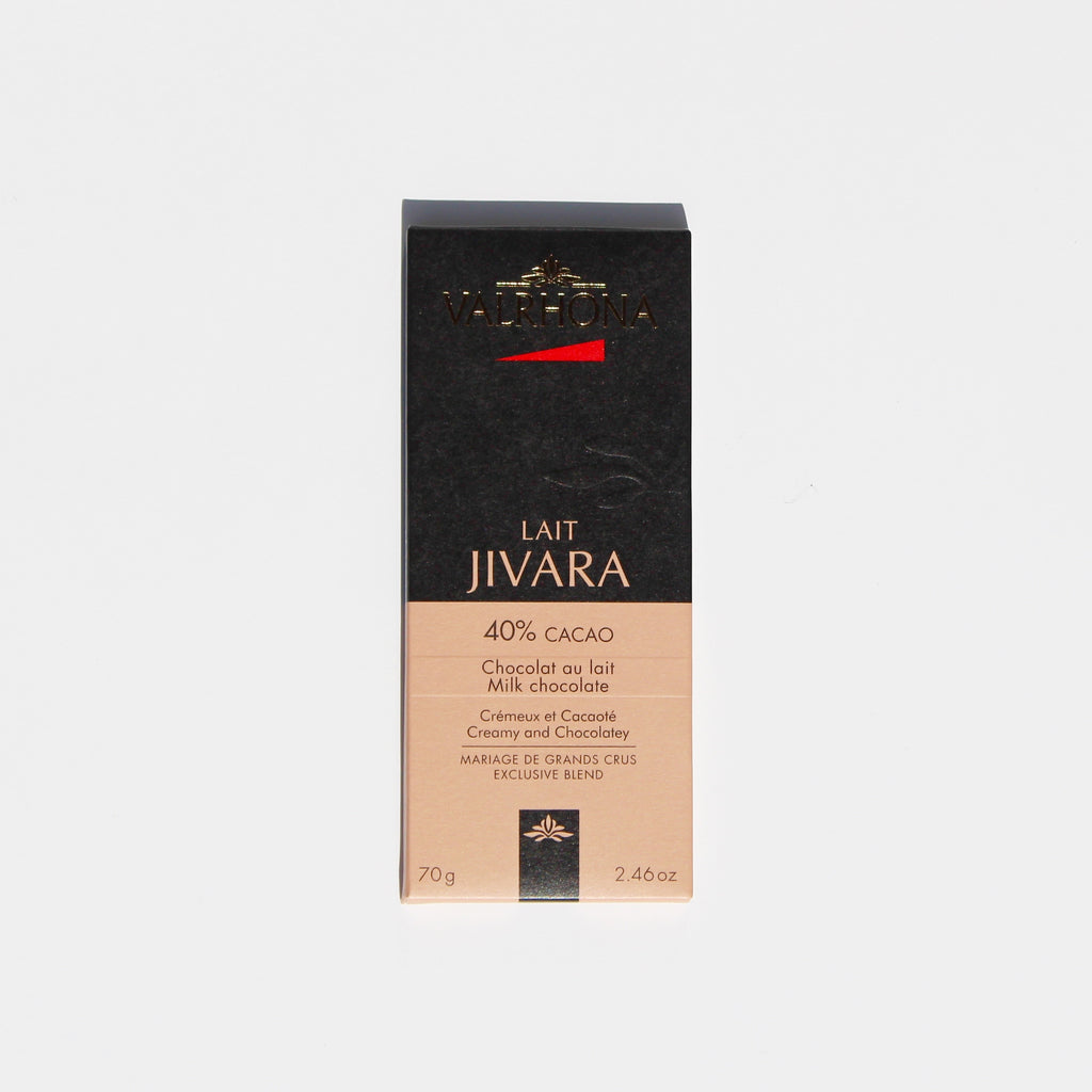 Valrhona Chocolate - Jivara 40% Milk