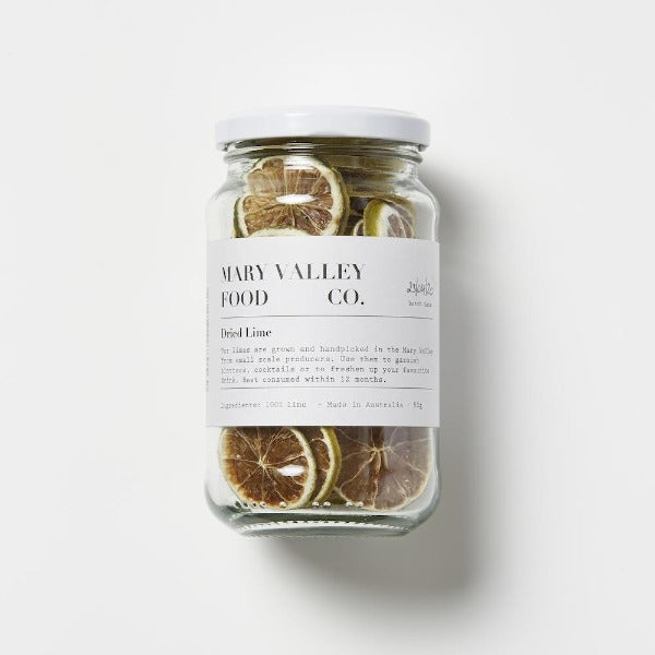 Mary Valley Food Co Dried Lime