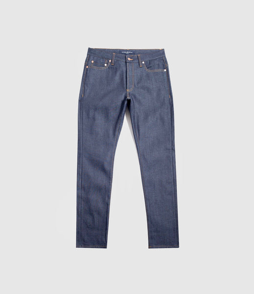 Natural Selection Taper Leg - Raw Denim