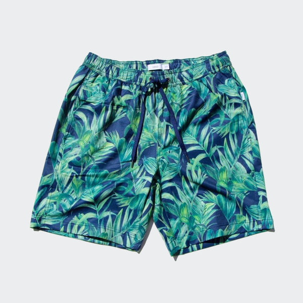 Onia Charles 7 Swim Short - Palma Del Mar Palms