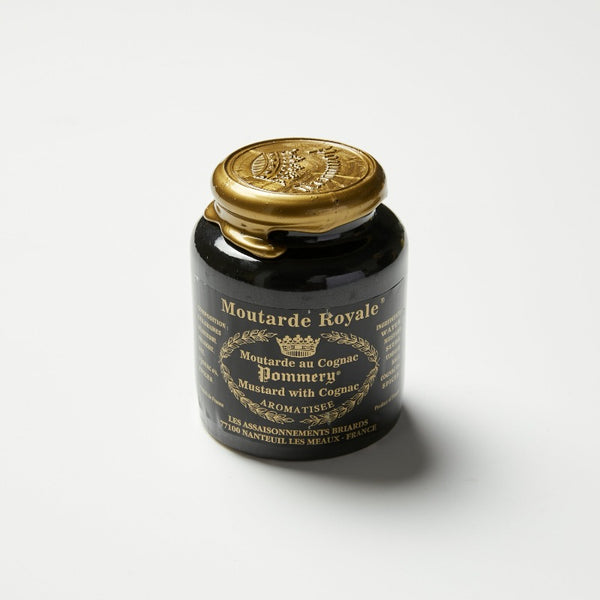 Pommery Mustard with Cognac in Stone Jar