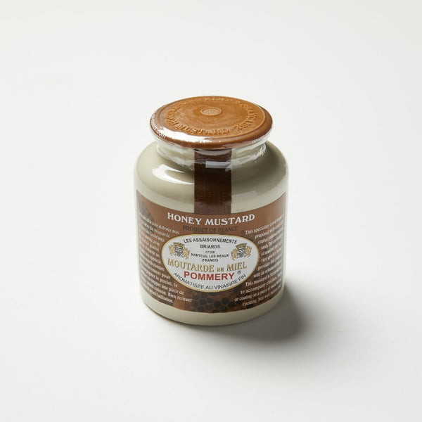 Pommery Honey Mustard in Stone Jar