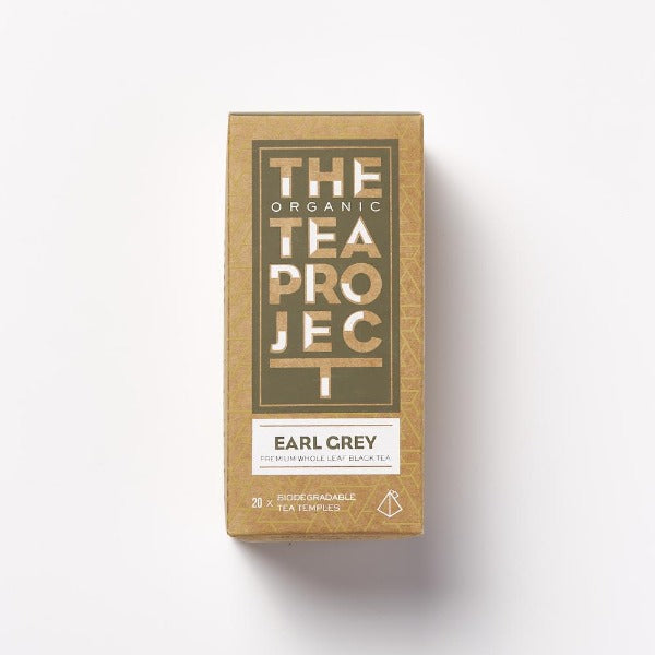 The Organic Tea Project Earl Grey