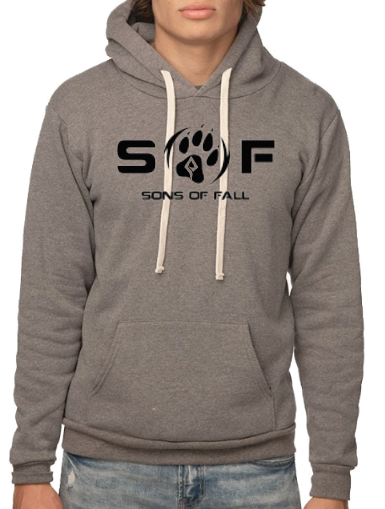 Men's SONS of FALL Recycled Plastic Logo Hoodie