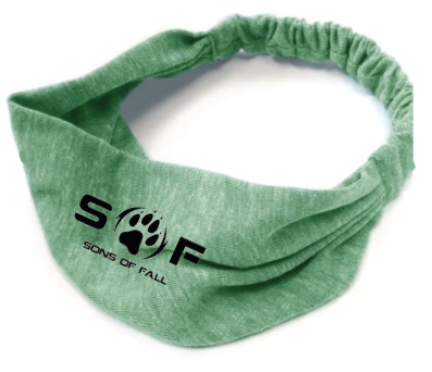 Women's SONS of FALL Logo Headband